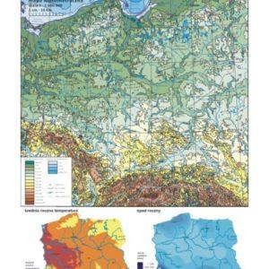 plansze - mapy Polski i Świata